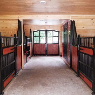 Maryland Barn Interior Renovation