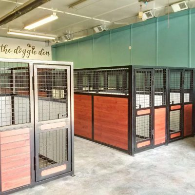 Dog Kennel Project West Virginia