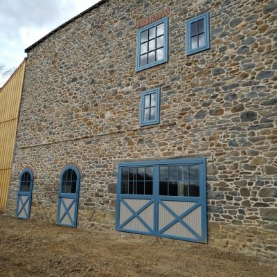 West Chester PA Barn Renovation