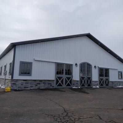 NJ Barn Interior