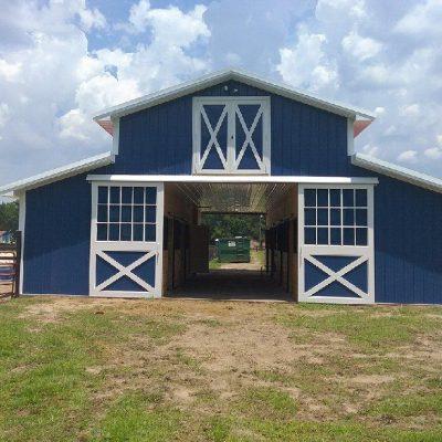 Barn Renovation Gloucester, VA